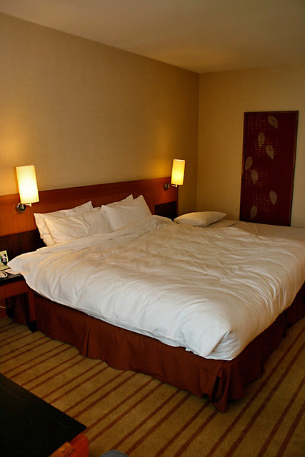 Deluxe King Room is more than comfy too