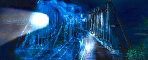 El tren fantasma de Lincoln