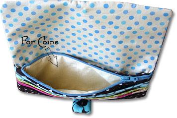 Wallet w/ Amy Butler's Fabrics