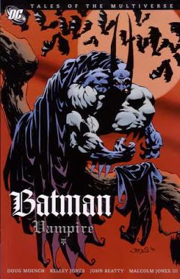 KOMIKS: Batman NIE poddawał się jednak.