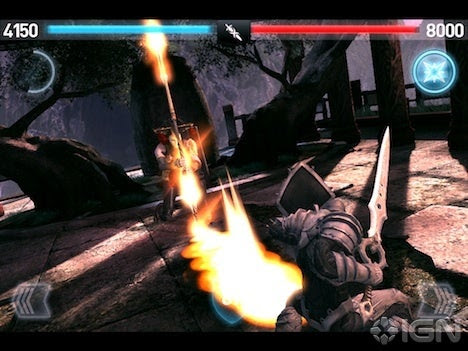 Best games of 2012 for Android and iOS smart phones
