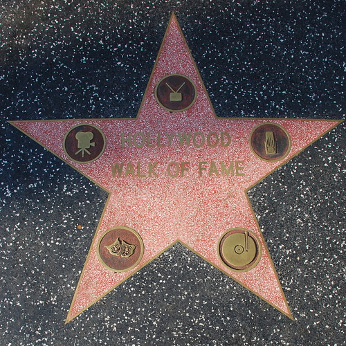 The Walk of Fame's Walk of Fame Star