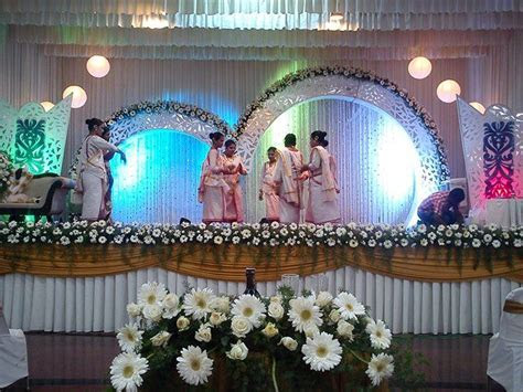 Pin by Ann Diya on Stage Decoration Kerala in 2019