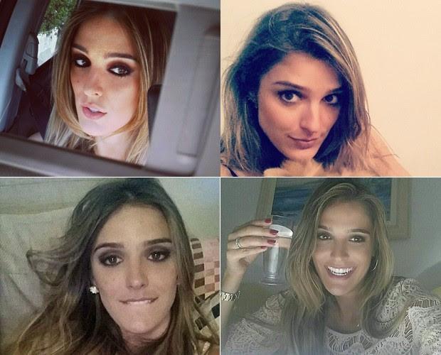 Rafa Brites é ou não é parecida com Fernanda Lima? (Foto: Arquivo Pessoal)