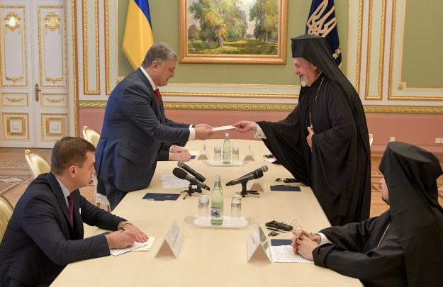 Ο Οικουμενικός Πατριάρχης Βαρθολομαίος: Ο απώτερος στόχος είναι να προσφέρει αυτοκέφαλη στην ουκρανική εκκλησία