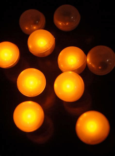 10 Magical Amber Fairy Berries LED Lights