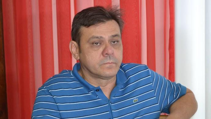 Eduardo Rocha, conselheiro do América-RN (Foto: Jocaff Souza)