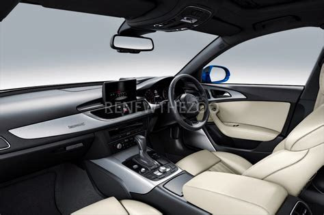 2020 Audi S6 Interior Review
