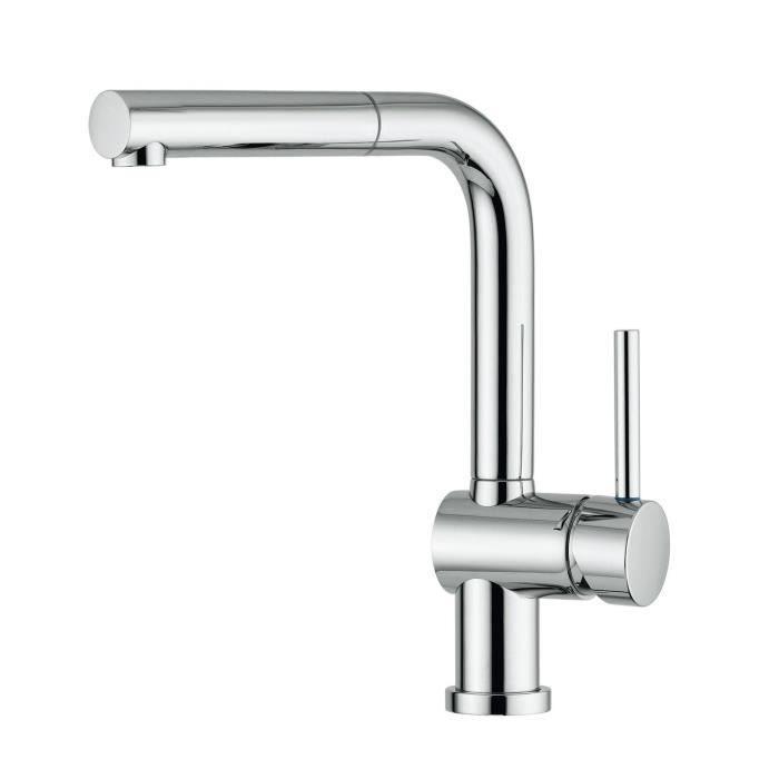 robinets mitigeurs pour salle de bains et cuisine Marque de robinetterie italienne