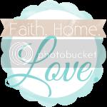 Faith. Home. Love.