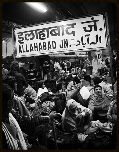 The Maha Kumbh Ends For Me by firoze shakir photographerno1