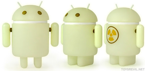 ANDROID-TOY-GOOGLE-REACTOR