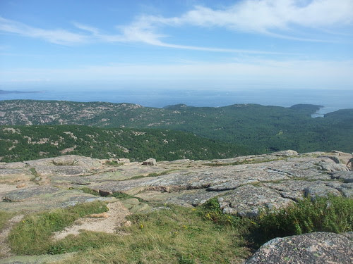 Mt Cadillac, Acadia National Park