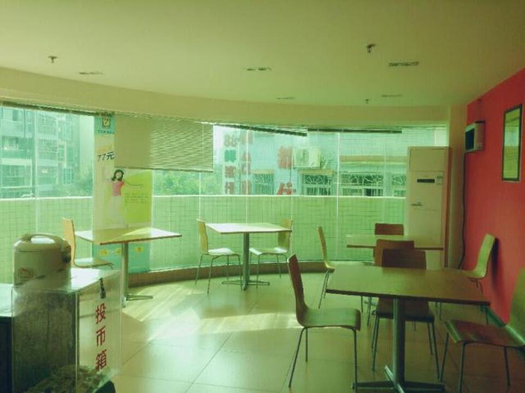 Review 7 Days Inn Zhongshan Tanzhou Town Market Centre Branch