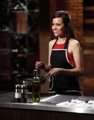 MASTERCHEF contestant Whitney Miller.