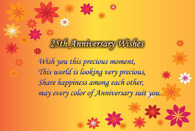 Th Marriage Anniversary Wishes For Uncle Aunty
