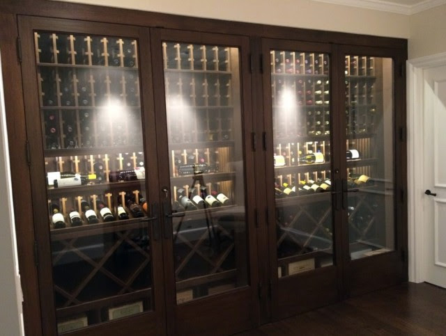 Wine Cellar Cooling Unit Installation Home Design Ideas