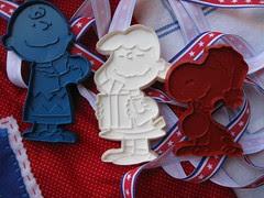 Peanuts Cookie Cutters