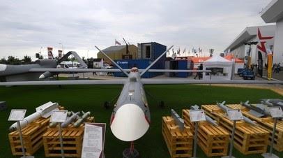 В России началось строительство первого завода ударных беспилотников