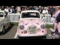 Julius Thurgood and the racing Austin A30s and A35s