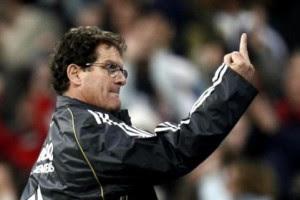 Капелло решил не церемониться с английскими футбольными чиновниками