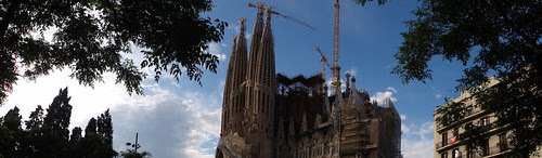 Holy family - Sagrada Família