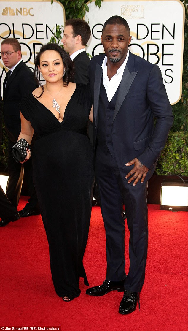 All over?Luther star Idris Elba has reportedly split from his longtime girlfriend Naiyana Garth. The pair are pictured together at the71st Annual Golden Globe Awards in Los Angeles in January 2014