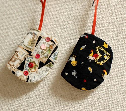 Onigiriman pouch