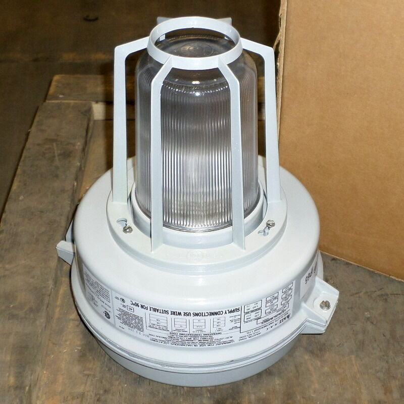 AZZ HAZARDOUS LOCATION LUMINAIRE LIGHTING FIXTURE SAF15S04GGPSAF  eBay