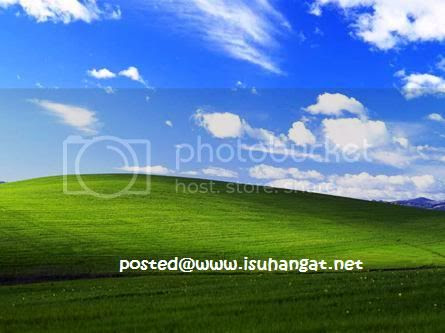 wallpaper windows xp @ isuhangat