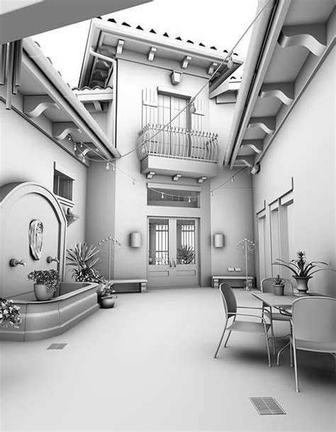 11 best Ambient Occlusion Renders images on Pinterest