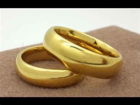 Saudi Gold Wedding Ring Design   YouTube