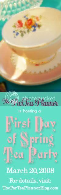 The ParTea Planner Blog