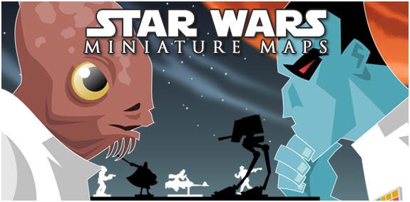 Star Wars Miniature Maps