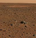 Mars. Photo credit: NASA/JPL/Cornell