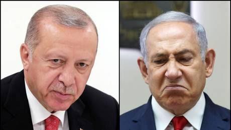 'Whoever's on Israel's side, we're against': Erdogan slams Netanyahu & US over Palestinian killings