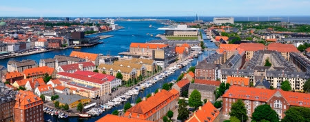 The country where people work the fewest hours isn't the U.S. (Shown: Copenhagen Harbor, Denmark) (Thinkstock)