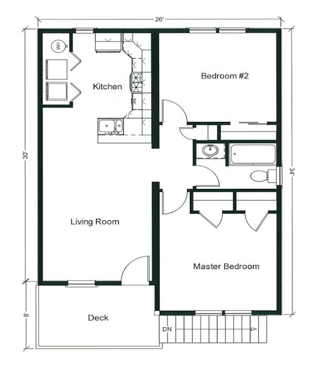 How To Start A Business With Only Condo Home Plans