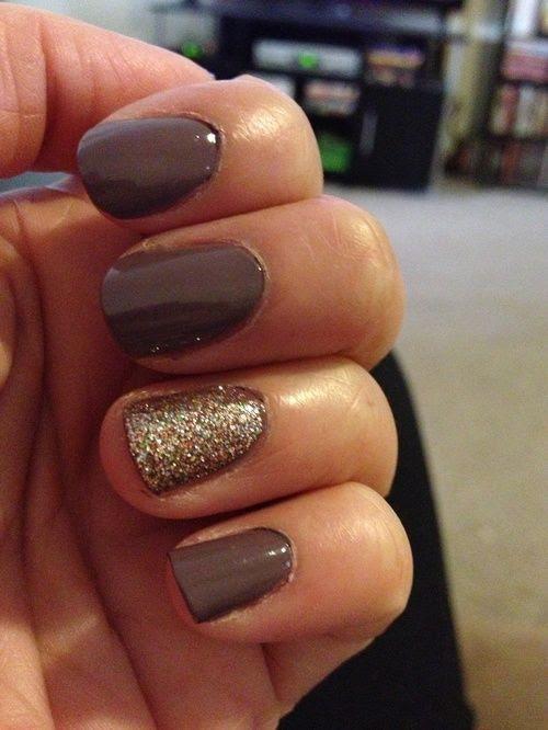 Fall nail ideas.