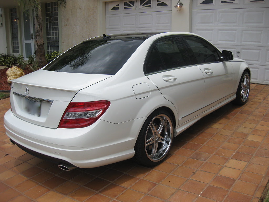 My New 2008 C350 - Mercedes-Benz Forum