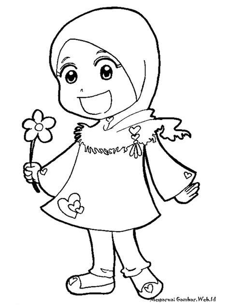 hijab princess coloring pages sketch coloring page