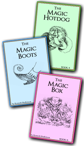 The Magic Stories {Allsaid & Dunn, LLC. Reviews}