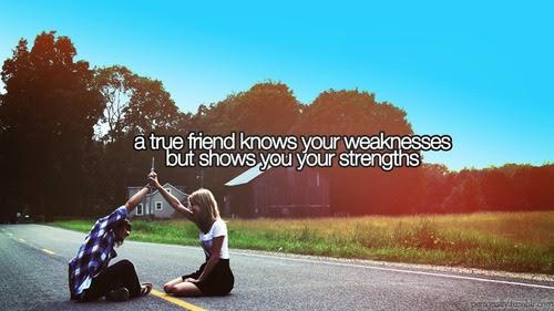 Siapa tak sayang kawan ?