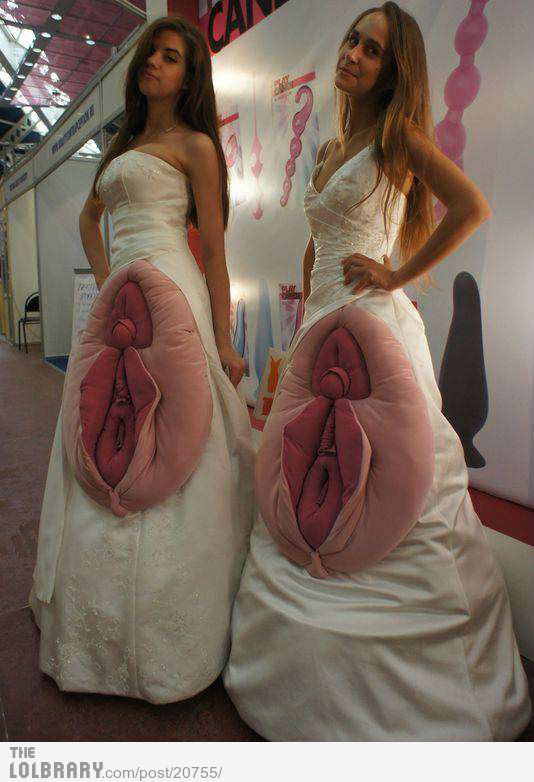 ugly wedding outfits