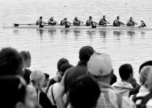 Cal varsity eight