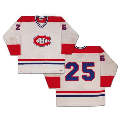 Montreal Canadiens 78-79 jersey