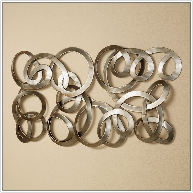 DIY Metal Wall Sculpture Designs