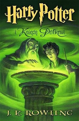 Harry Potter i Książę Półkrwi - Joanne Kathleen Rowling