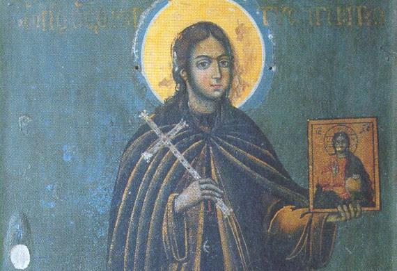 Ο άγιος νέος οσιομάρτυρας Προκόπιος