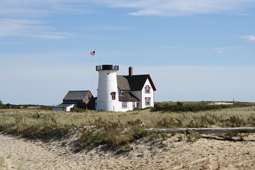 Stage Harbor Light